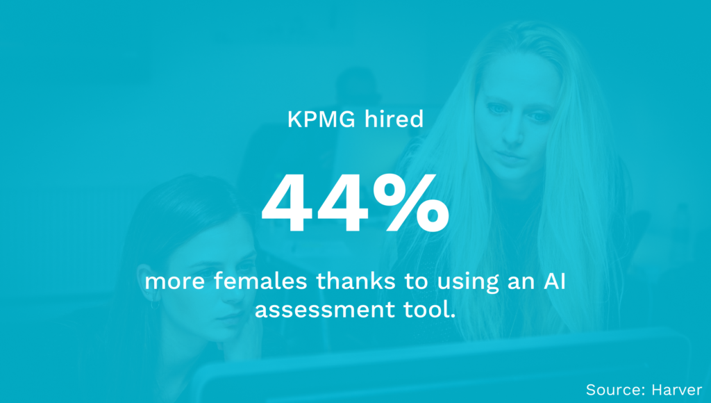 KPMG Female Hires