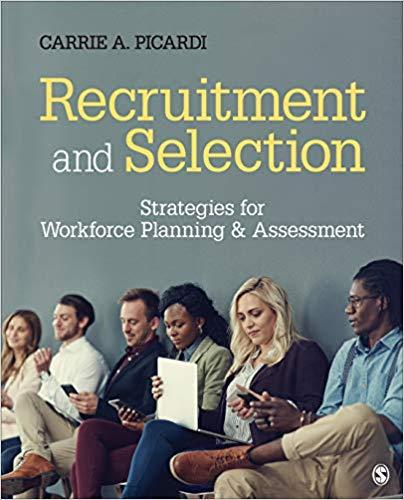 Recruitment And Selection Cover